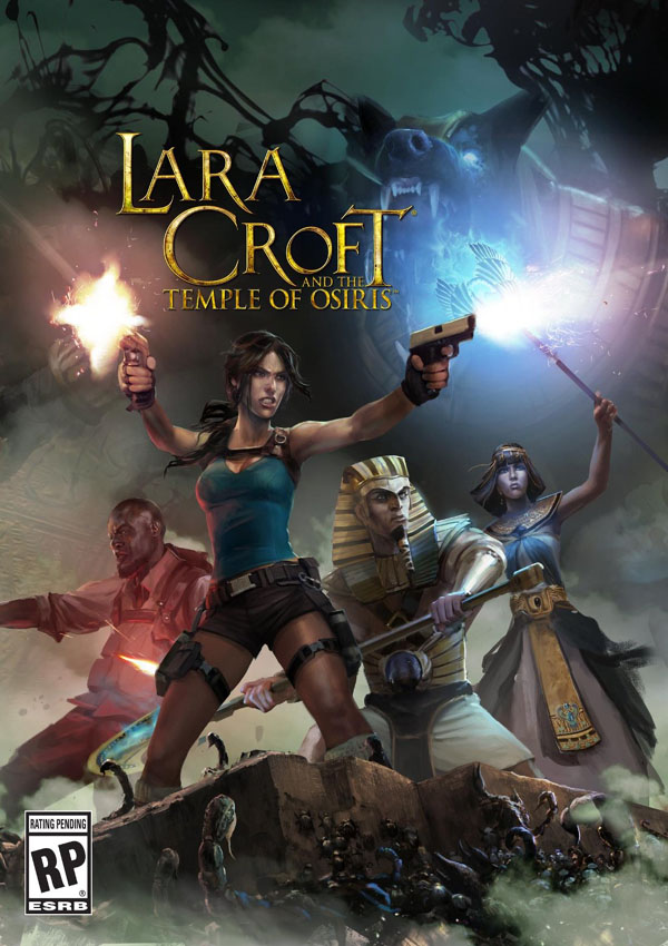 Lara Croft and the Temple of Osiris Download Cover Free Game