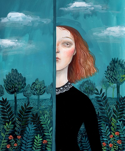 """The secret garden"" - Helena Perez Garcia 