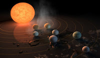 NASA: Ανακαλύφθηκε νέο σύστημα με 7 πλανήτες  ➤➕〝📹BINTEO〞