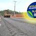 Prefeitura de Baixa Grande do Ribeiro investe mais de R$ 1 milhão em obras de pavimentação asfáltica