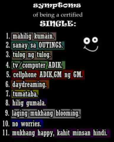 Funny Bisaya Quotes About Single Semerbak M