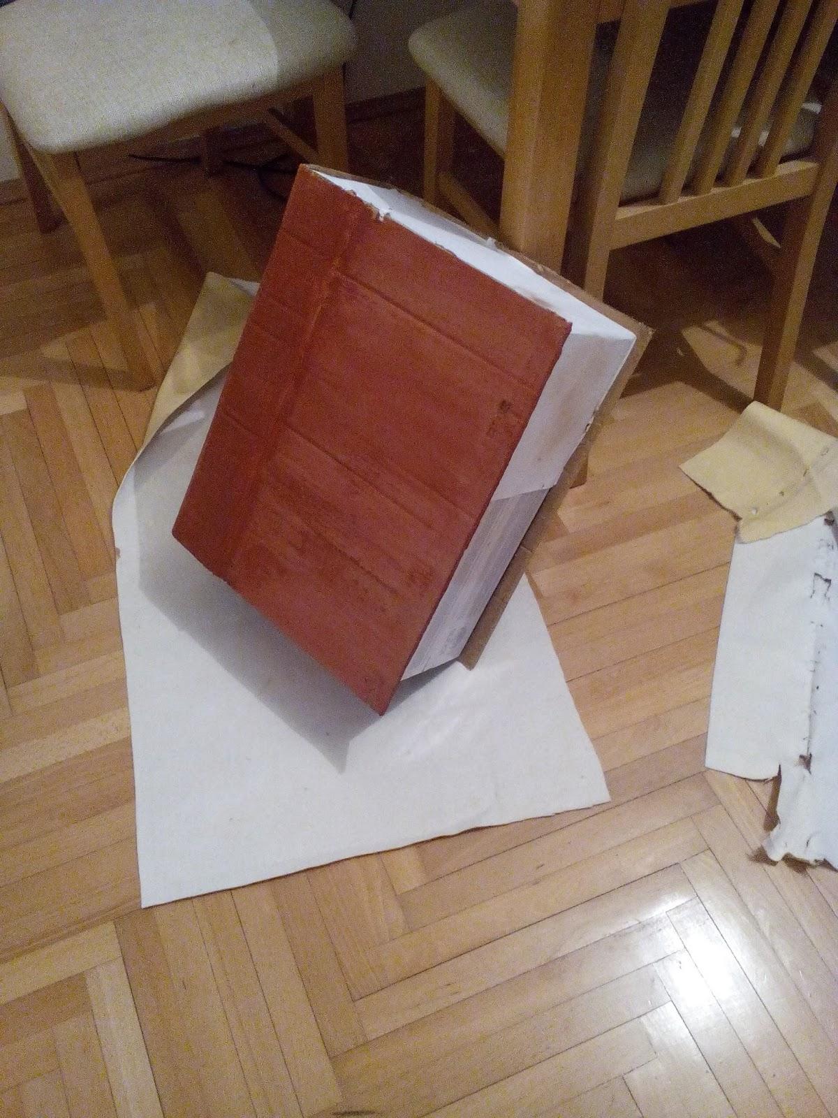 Stage Giant Book Props Bosnamigurumi