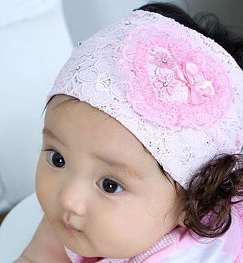 Babies Hair Clips   Hair Bands HD Wallpapers - The Funny Baby Wallpaper 121f30d2333