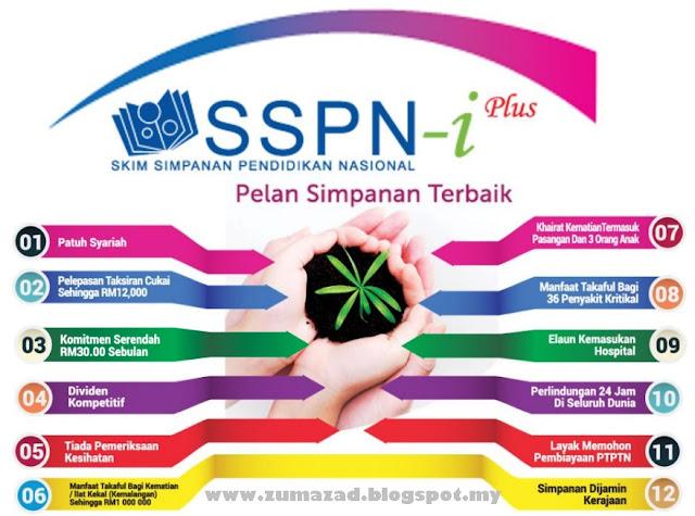 Banyak Kelebihan Menabung Dengan SSPN-i Plus