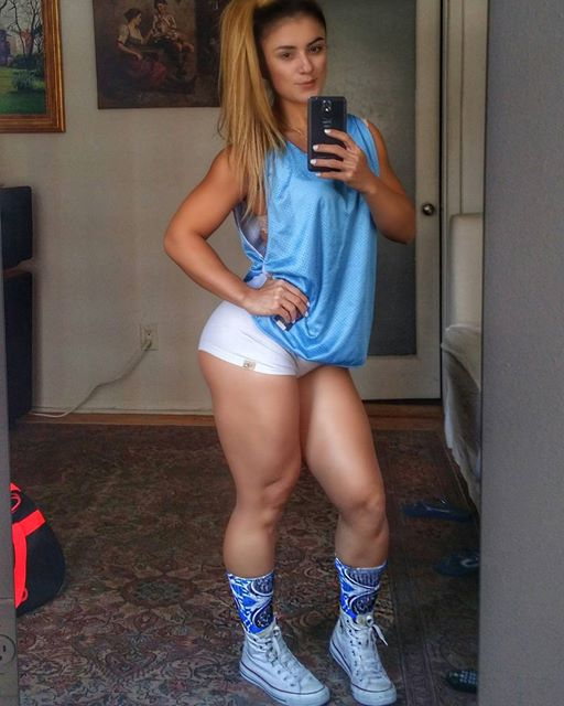 Brazil Fitness Debora Marinho