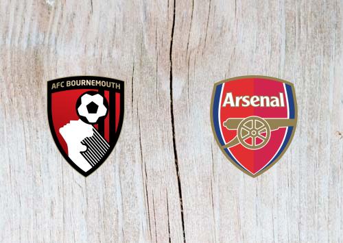 Bournemouth vs Arsenal Full Match & Highlights 24 November 2018