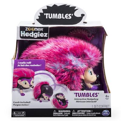 TOYS : JUGUETES ZOOMER Hedgiez  Tumbles | Erizo : Mascota Electrónica Interactiva  2016 | A partir de 4 años  Comprar en Amazon España & buy Amazon USA