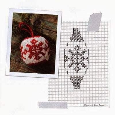 como-tejer-adornos-navideños