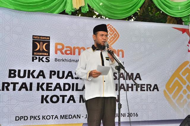 Hapus Perda, PKS Kota Medan Kecewa Dengan Sikap Pemerintah Pusat