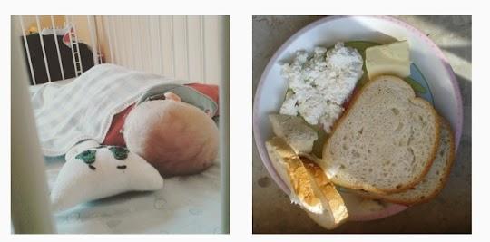 Posiłek w szpitalu
