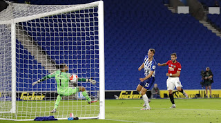 Brighton 0 - 3 Manchester United Full Match Video Highlight