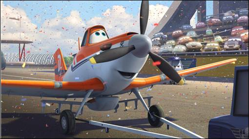 New trailer for #DisneyPlanes