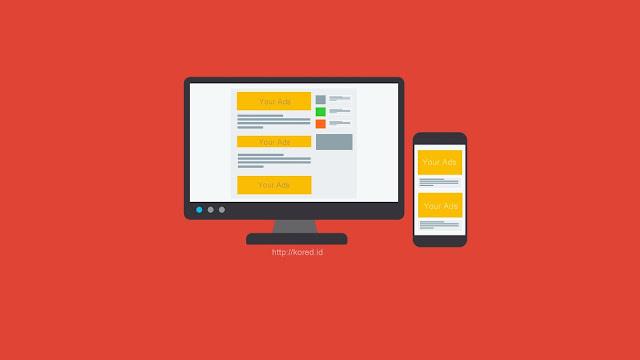 Template Blogger Untuk Daftar Google AdSense