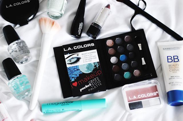 Dollar Store Makeup Challenge