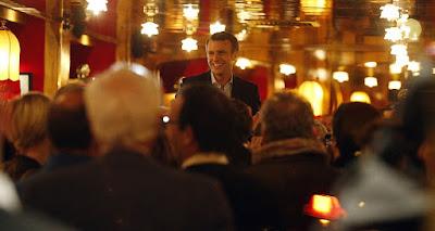 Emmanuel Macron, témoignages sur un homme pressé