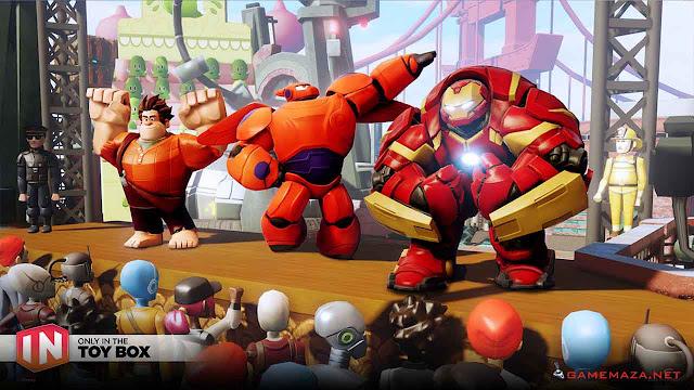 Disney Infinity 3.0 Gameplay Screenshot 3