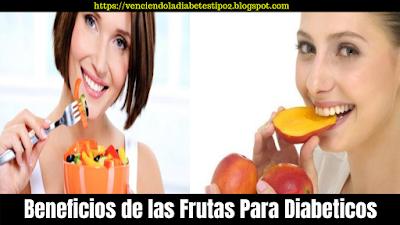 frutas buenas para diabeticos
