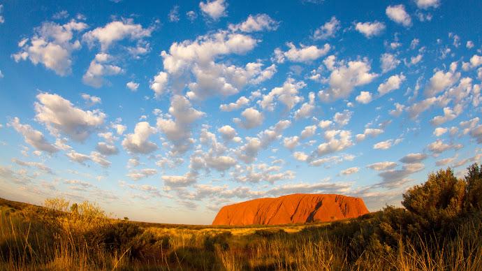 Wallpaper: Uluru or Ayers Rock