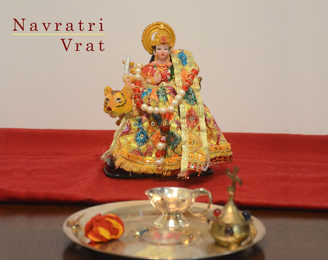 Navratri Vrat Recipes Rules by veggierecipehouse