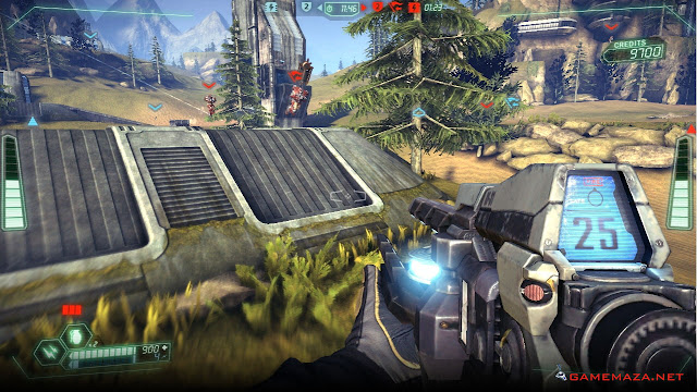 Tribes Ascend Gameplay Screenshot 4