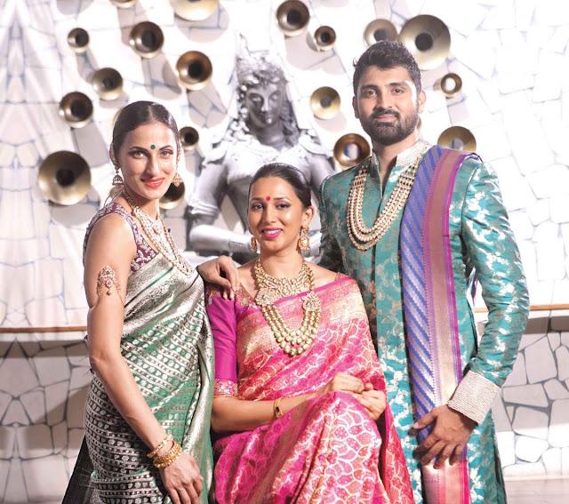 Shilpa Reddy Samrat Kundan Jewellery