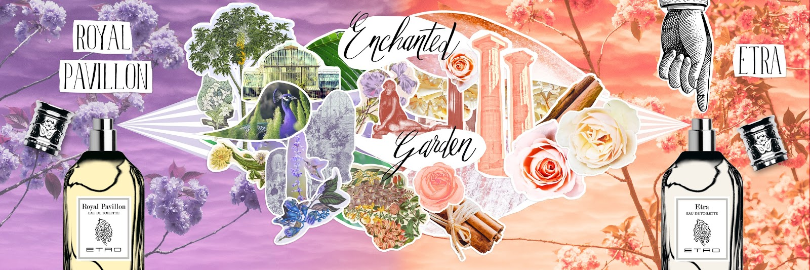 Etro Metamorfosi Enchanted Garden