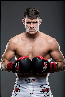 Michael Bisping Body Workout & Diet plan