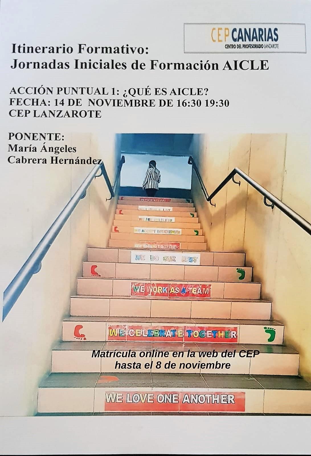 Lenguas Extranjeras Cep Lanzarote 2018