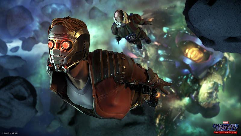 Guardianes de la Galaxia: The Telltale Series dará más información muy pronto y versión jugable