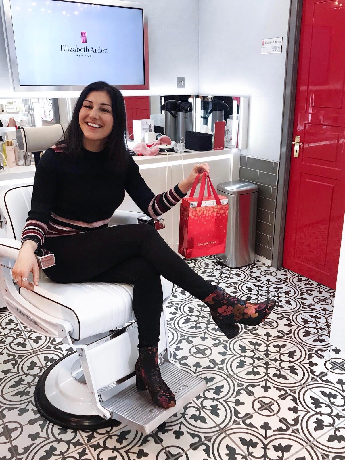 Elizabeth Arden Red Door Experience Review Take Heart