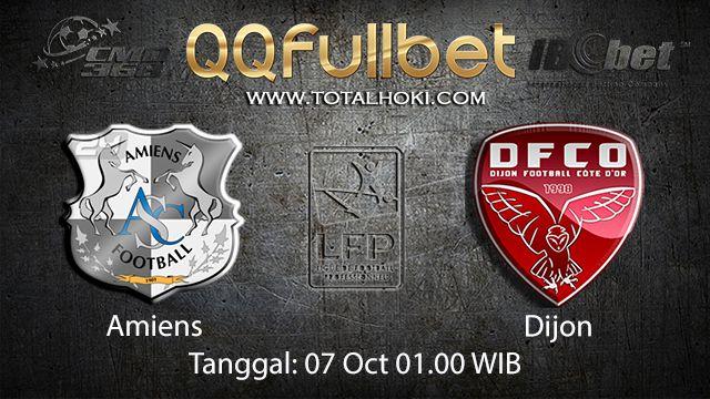 Prediksi Bola Jitu Amiens vs Dijon 07 Oktober 2018 ( French Ligue 1 )