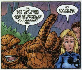 Fantastic Four-BrettBooth-Thing