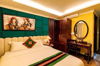 Sapa-clover-hotel-room