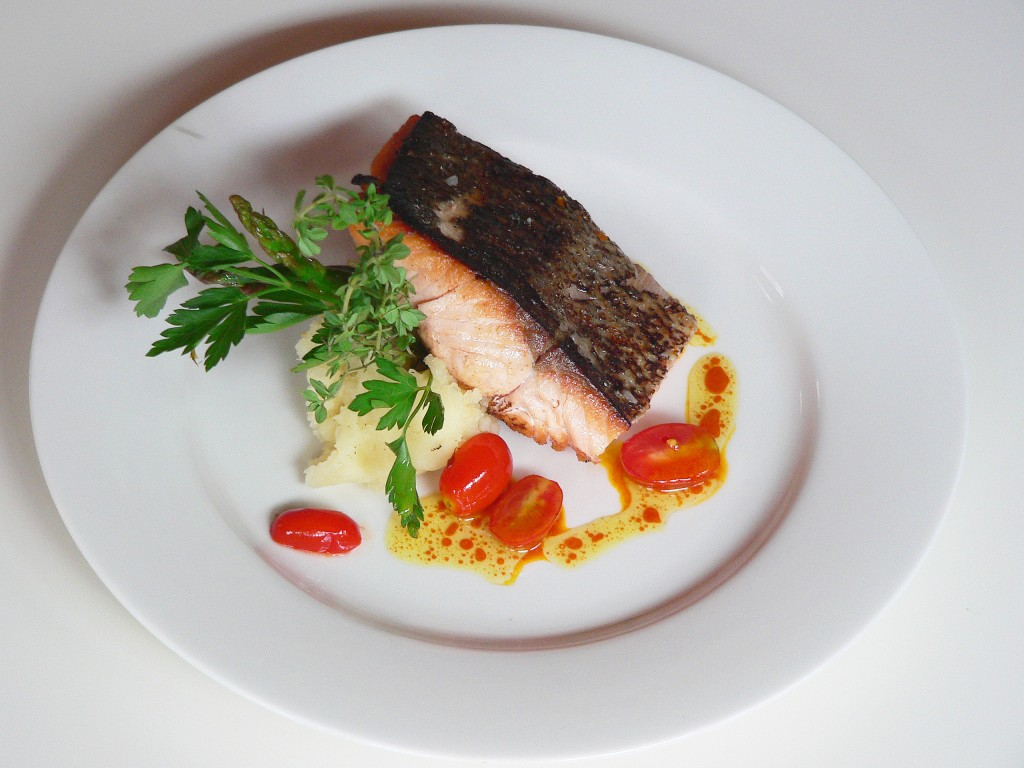 Fine Dining Food Presentation Ideas