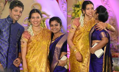 Nandu Geetha Madhuri engagement