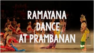ramayana dance prambanan