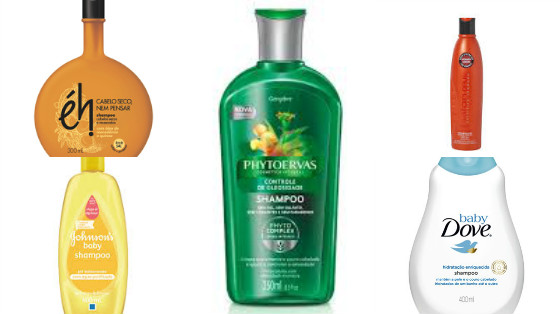 ph shampoos low poo