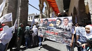 Iran Akui Sudah Seribu Lebih Pasukannya Tewas di Suriah