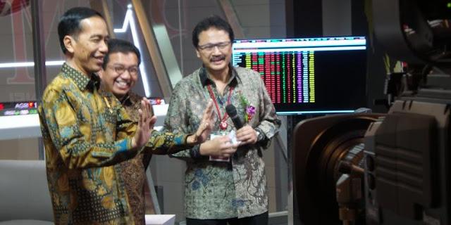 "Berkat ""Tax Amnesty"", Pasar Modal Indonesia Kalahkan Singapura"