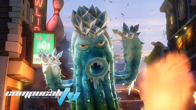Plants vs Zombies Garden Warfare Xbox 360 Español Region Free