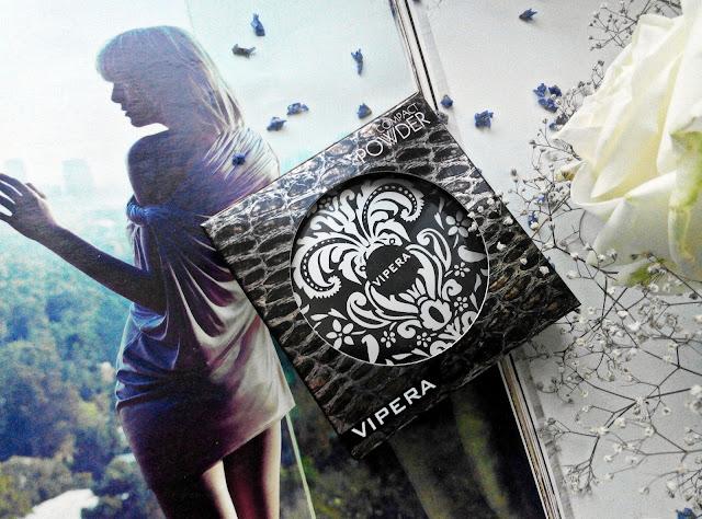 Vipera Compact Powder Cashmere Veil Transparent Компактная пудра