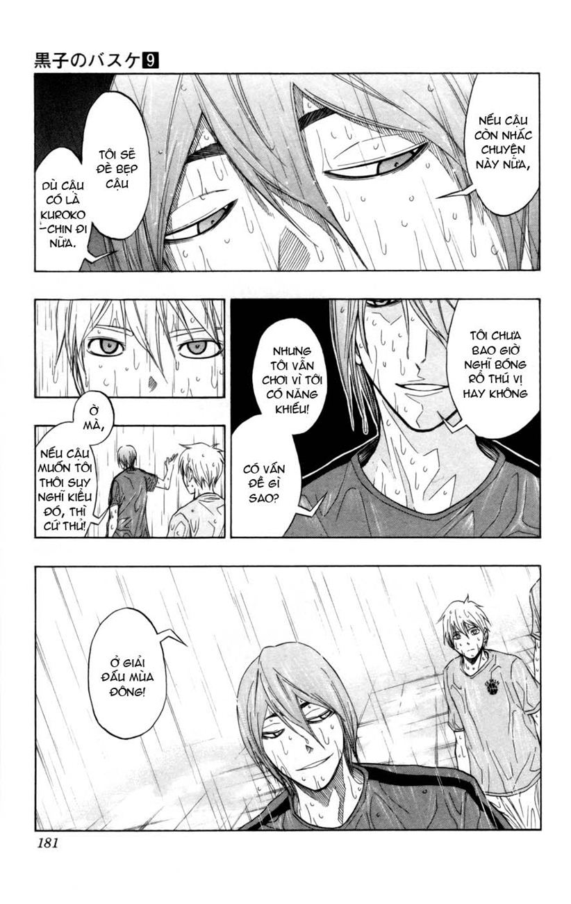 Kuroko No Basket chap 079 trang 13