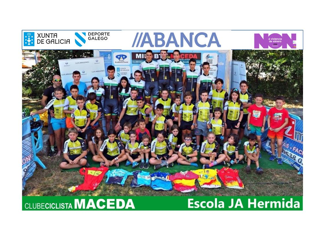 CLUB CICLISTA MACEDA