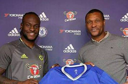 victor moses new contract