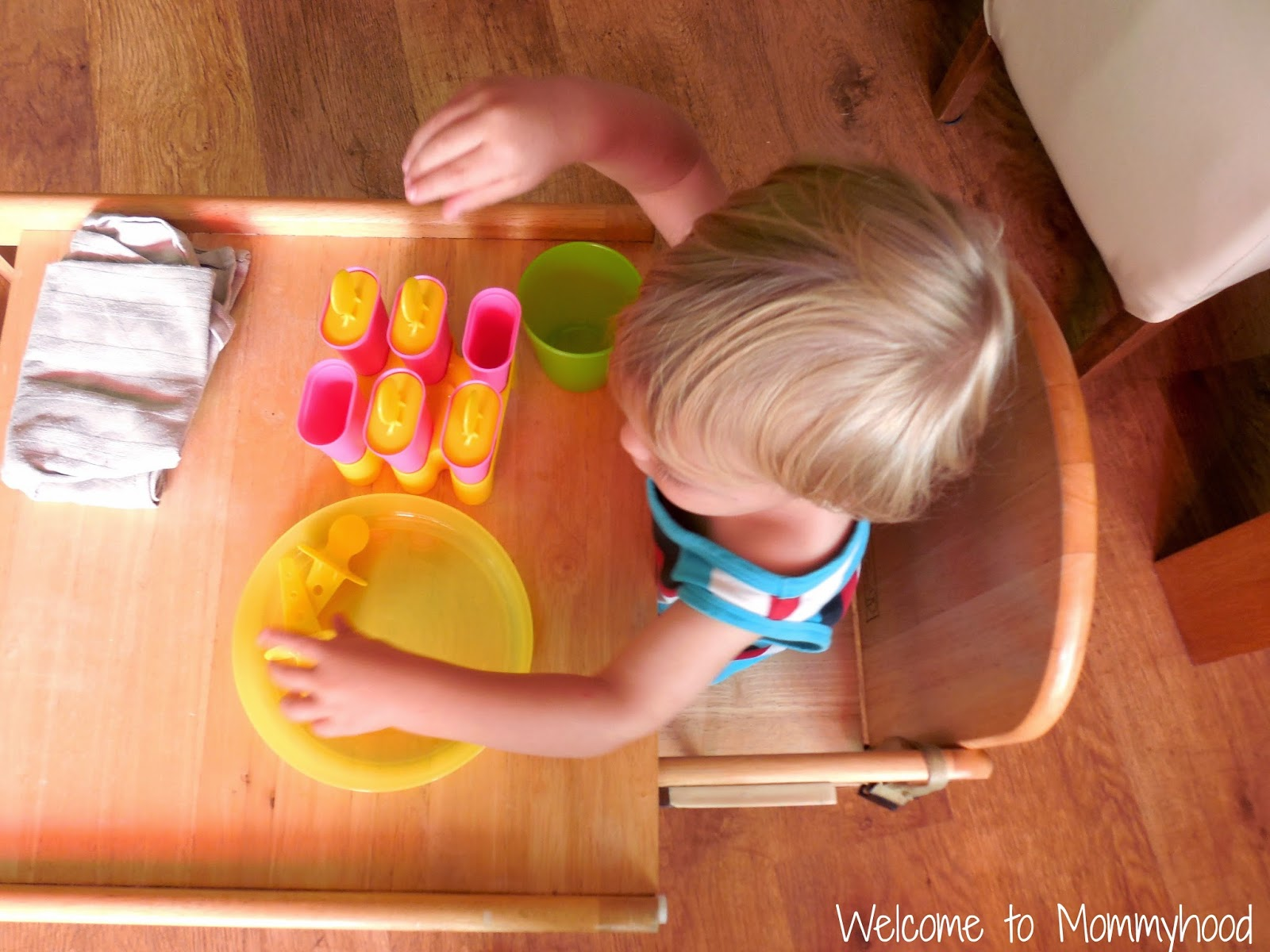 Montessori Toddler Activities by Welcome to Mommyhood #Montessori #MontessoriToddlerActivities