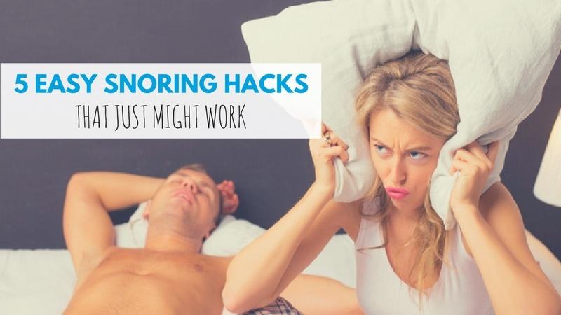 10 Tips Anti Snoring