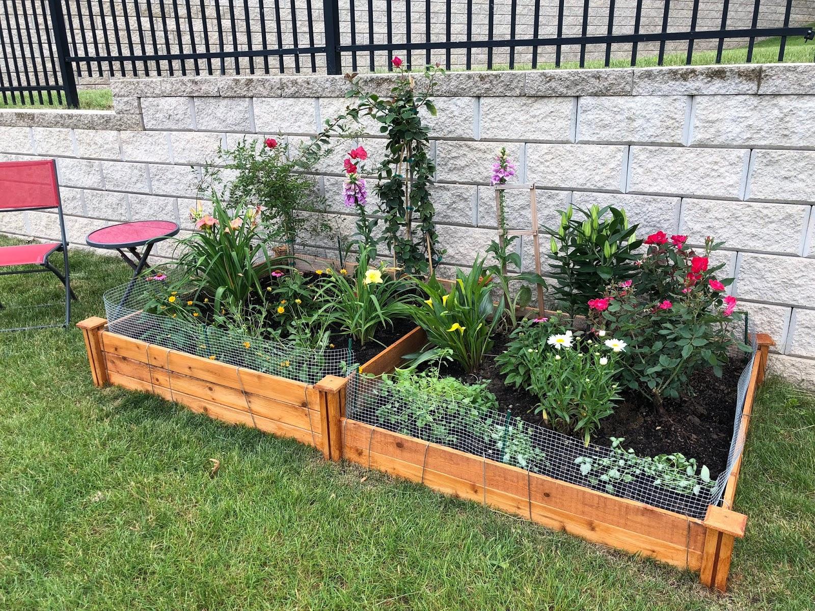 Gardening How To Create A Flower Garden Part 2 Balancing Lisa