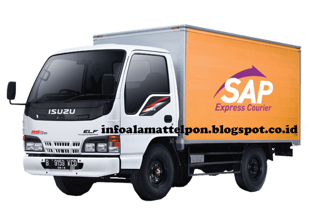 Alamat Kantor Pusat Dan Nomor Telepon SAP Express - Info