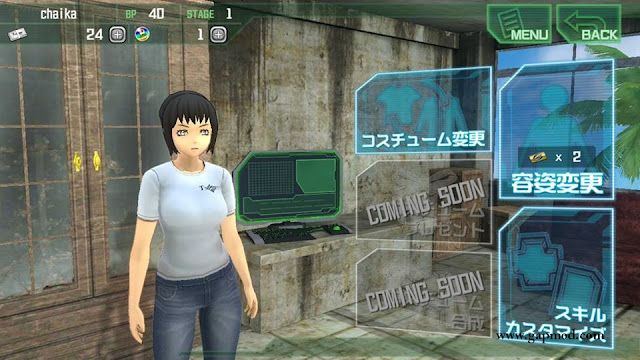 BTOOOM! ONLINE v0.1.00 Beta ( Unreleased ) Apk
