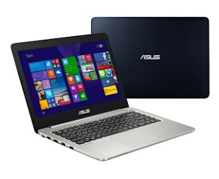 Asus A456U Treiber Windows 7 64bit, Windows 8.1 64bit und Windows10 64bit